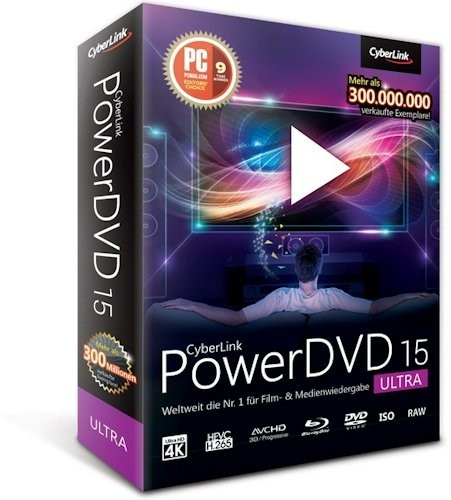 скачать + CyberLink + PowerDVD + Ключ + 2015